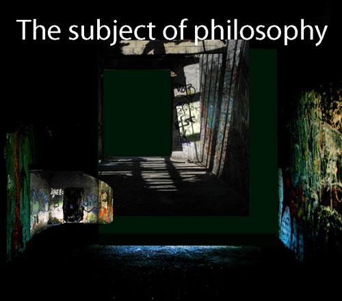 Ali filozofija izginja, ker predmetni svet že obvladujejo števila?