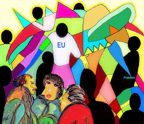 EU politika in obča ideja