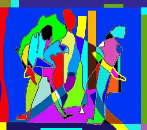 Mišljenju se predmet giblje v predstavah in sploh ne v dojemih