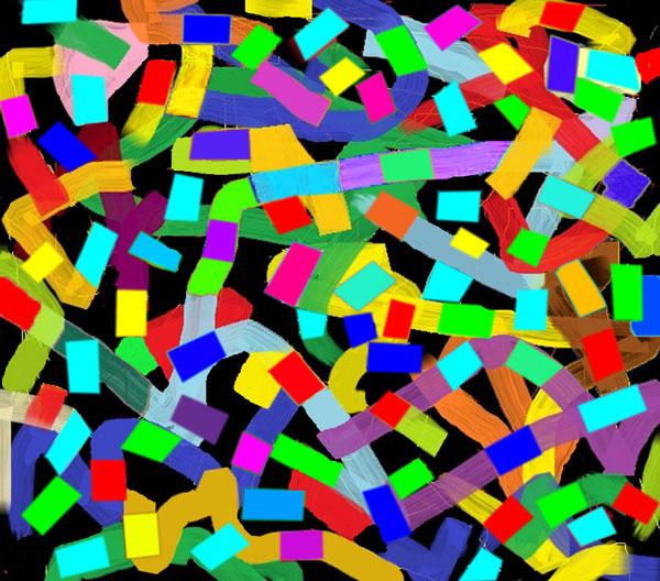 Svet razblinjen v abstrakcije