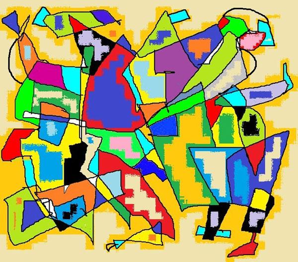 Nespremenljivi abstraktni svet sebstva